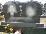 Виготовлення пам'ятників на двох Луцьк, фото 4