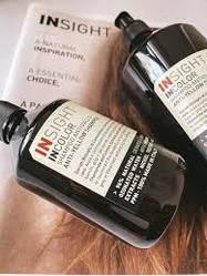 Шампунь для нейтрализации желтого оттенка волос 400 мл Insight Incolor Anti-Yellow Shampoo
