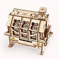 Механический 3D пазл STEM-модель Счетчик UGEARS, фото 1
