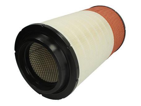 Фильтр воздушный MAN TGA, TGX с оплеткой  81084050016, фото 2