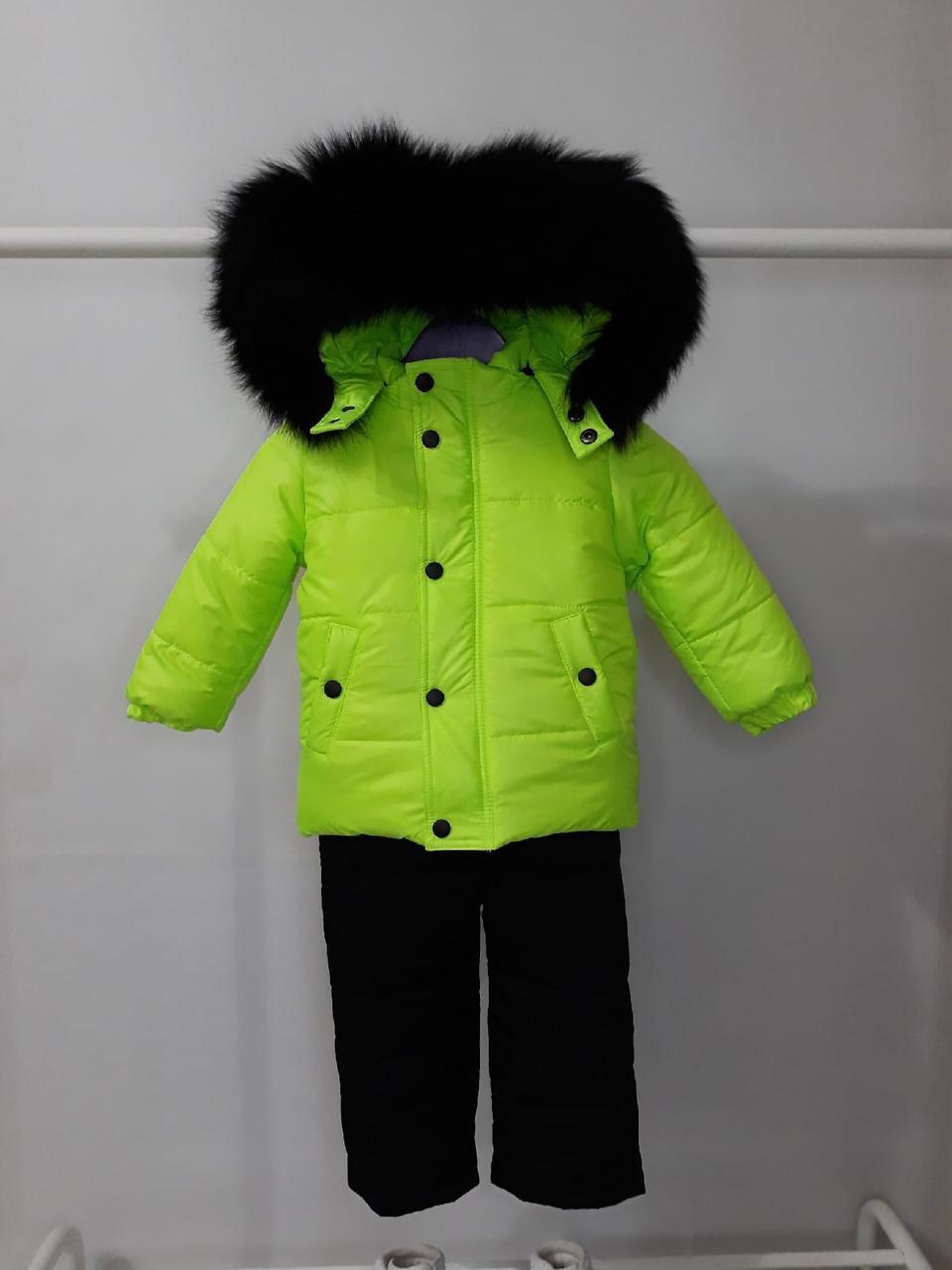 Зимний термо комплект для девочки 74 - 152 размеры