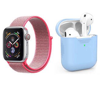 Аксессуары для Apple Watch и Apple Airpods
