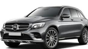 Mercedes Benz GLC (X253) 2015-