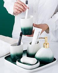 Набор аксессуаров для ванной. Модель RD-2521