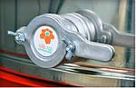 Медогонка автоматическая 6-ти рамочная под рамку Рута (ременной привод), фото 9