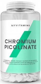 Блокатор жиров Myprotein - Chromium Picolinate 200 мкг (180 таблеток)