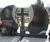 Изготовление памятников на двоих на Волыни, фото 2