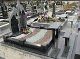 Изготовление памятников на двоих на Волыни, фото 4