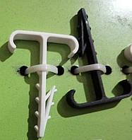 Кріплення Lectris ялинка пласке 3 подвійне 2x (12x5мм) Т, 100шт