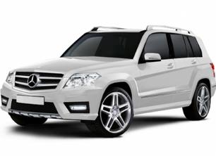 Mercedes Benz GLK (X204) 2008-2015