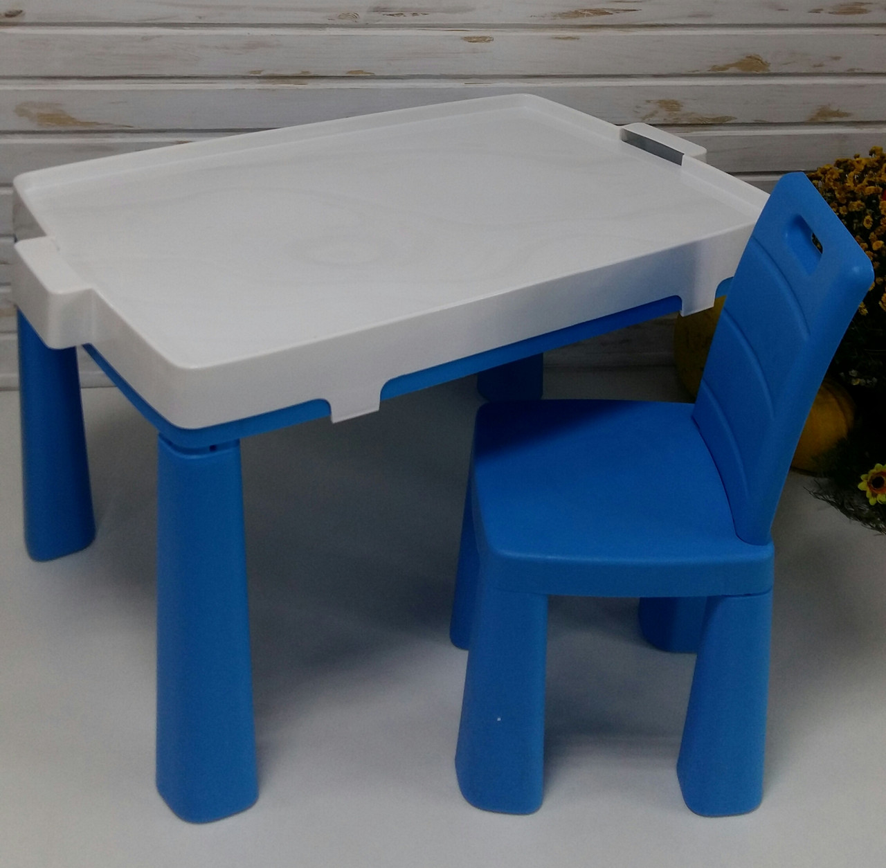 Стол детский Doloni + комплект для игры 04580/2