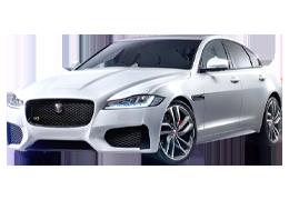 Коврики в салон для Jaguar (Ягуар) XF 2 2015+