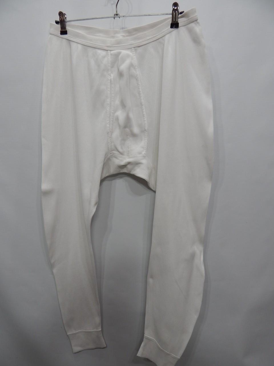 Бельё мужское трикотажное (подштаники, кальсоны) демисезонное с манжетом Ammann р.54-56 037TBM