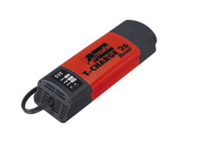 T-Charge 26 Boost - Зарядное устройство 230В, 12 В