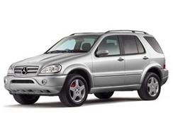 Mercedes Benz ML (W163) 1997-2005