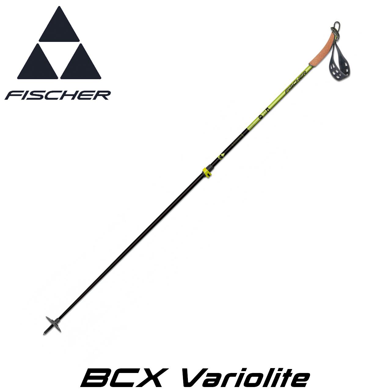 Палиці для бігових лиж FISCHER BCX Variolite