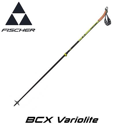 Палиці для бігових лиж FISCHER BCX Variolite, фото 2