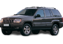 Коврики в салон для Jeep (Джип) Grand Cherokee WJ 1998-04