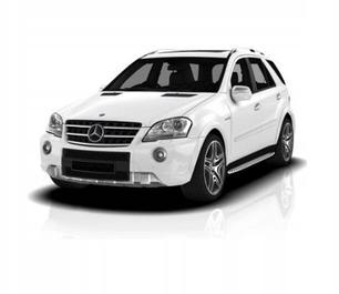 Mercedes Benz ML (W164) 2005-2011