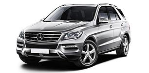 Mercedes Benz ML (W166) 2011-2015