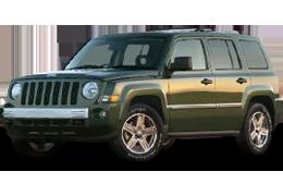 Коврики в салон для Jeep (Джип) Patriot 2007-2010+