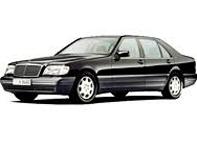 Mercedes Benz S-Klasse (W140) 1991-1998