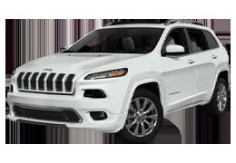 Коврики в салон для Jeep (Джип) Cherokee KL 2013+