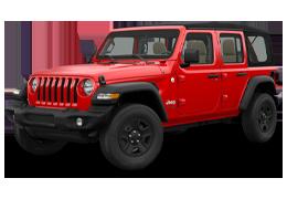 Коврики в салон для Jeep (Джип) Wrangler JL 2018+
