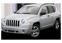 Коврики в салон для Jeep (Джип) Compass 1 2006-2010