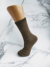 Шкарпетки жіночі теплі верблюжа шерсть розмір 37-41 гірчиця