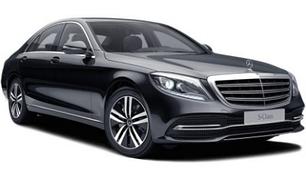 Mercedes Benz S-Klasse (W222) long 2013-