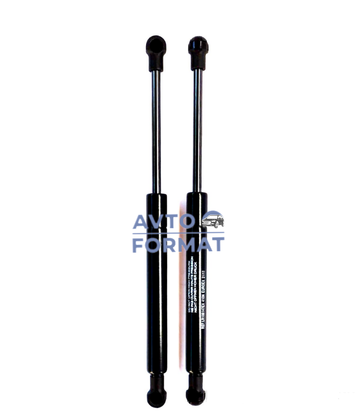 """Амортизатор (упор) крышки багажника  """"EuroEx"""" MITSUBISHI X 07 280N 298mm"""