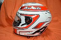 Качественный итальянский шлем интеграл Airoh GP RUN STARLINE размер S