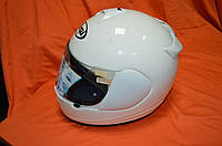 Фирменный шлем ARAI CHASER белый размер XS Япония
