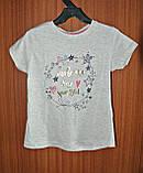 Детская футболка для девочки pepco, фото 2