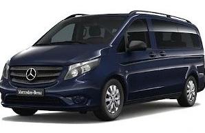 Mercedes Benz Vito (W447) 2014-