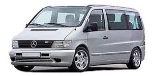 Mercedes Benz Vito (W638) 1996-2003