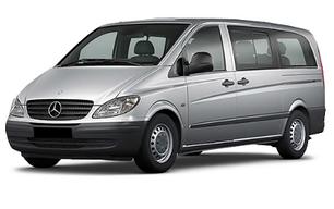 Mercedes Benz Vito (W639) 2003-2010
