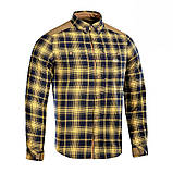 M-TAC РУБАШКА REDNECK SHIRT NAVY BLUE/YELLOW, фото 3
