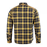 M-TAC РУБАШКА REDNECK SHIRT NAVY BLUE/YELLOW, фото 4