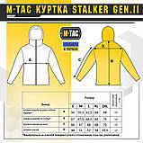 M-TAC КУРТКА STALKER GEN.II BLACK/ORANGE, фото 5
