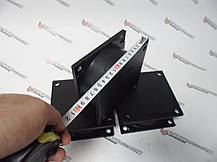 Подушка (амортизатор), віброопора катка Bitelli 160055, 160093, 160212, 160224, 160225, 160047, 160067, фото 3