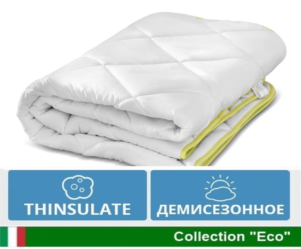 Одеяло ТИНСУЛЕЙТ полуторное демисезон  140x205 Eco MirSon 081