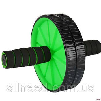 Тренажер колесо (Зелёный)