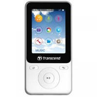 MP4 проигрыватель Transcend T-Sonic 710 (TS8GMP710W) 8G White