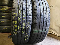 Зимние шины бу 195/75 R16c Kleber