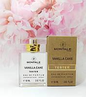 Тестер унисекс Montale Vanilla Cake (Монталь Ванила Кейк) 60 мл