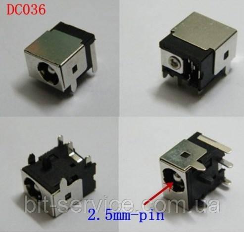 Роз'єм  ASUS F80S F80L F80 F80CR F81SE ASUS X51RL X53S X51 X51H X51L X51R UX50V U6V UL80V N20A F5R F5M F5N F5R