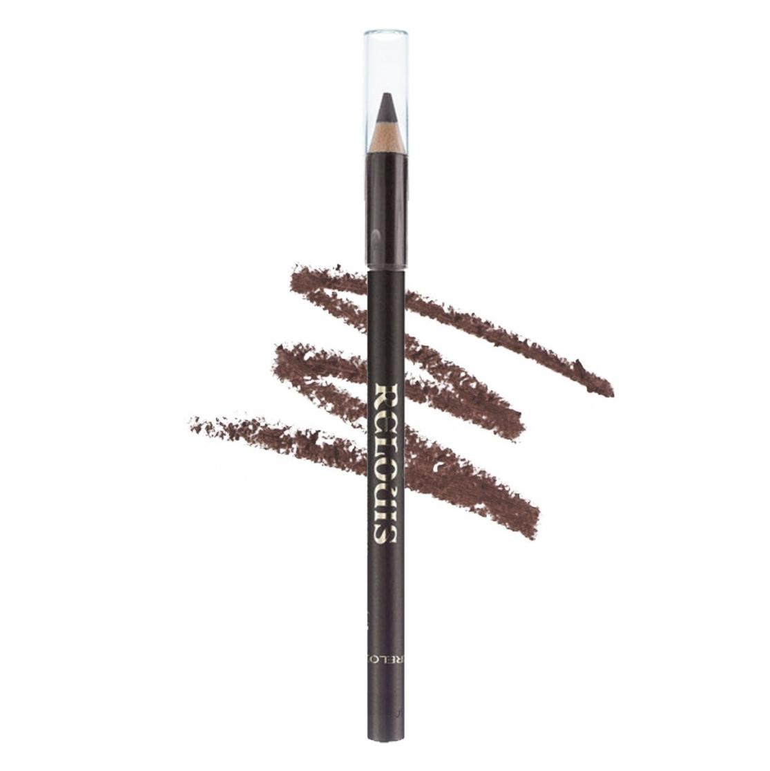 Контурний олівець для очей Relouis Relouis з вітаміном Е № 03 Коричневий 1,13 г