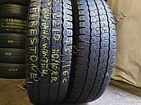 Зимние шины бу 205/75 R16c Firestone